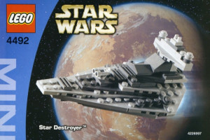 Imperial Star Destroyer - Mini