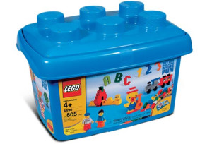 Creator Tub with 2 Minifigs
