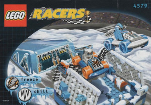 Ice Ramp Racers