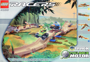 Off Road Race Track