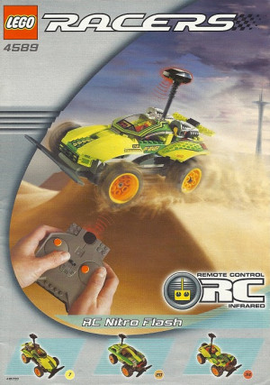 RC Nitro Flash