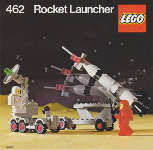 Mobile Rocket Launcher