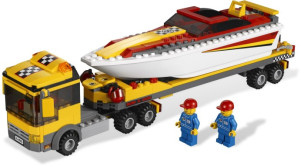 Power Boat Transporter