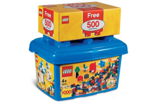 Bricks and Creations Tub