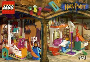 Diagon Alley Shops