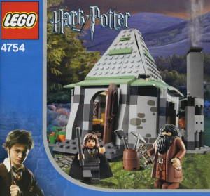 Hagrid's Hut (2nd edition)