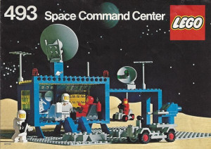 Space Command Center (Flatplate version)