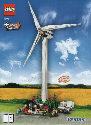 Wind Turbine - Vestas Promotional