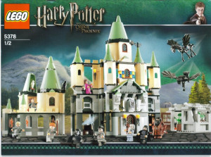 Hogwarts Castle (3rd edition)