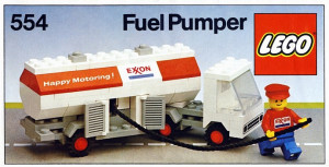 Exxon Fuel Pumper