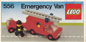 Emergency Van (Fire)