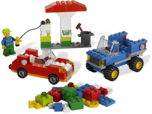 Cars Building Set