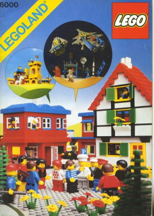 LEGOLAND Idea Book 6000