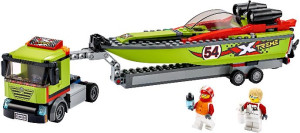 Racing Boat Transporter