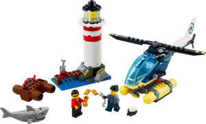 Elite Police Lighthouse Capture