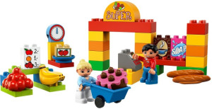 My First LEGO DUPLO Supermarket
