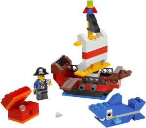 Pirates Building Set