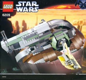 Slave I (2nd edition)