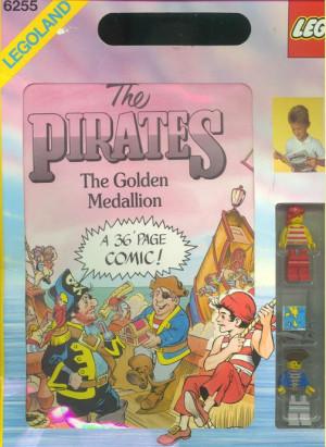 6251 1 Pirate Mini Figures Sea Mates Swooshable