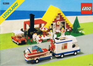 Holiday Home with Caravan