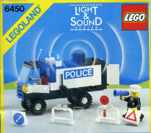 Mobile Police Truck