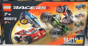 Rumble Racers