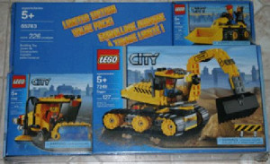 City Construction Value Pack (7246, 7242, 7248)