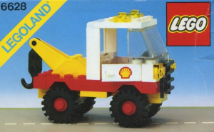 Shell Tow Truck