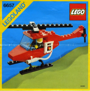Fire Patrol Copter