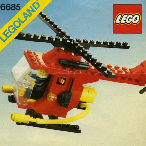 Fire Copter 1
