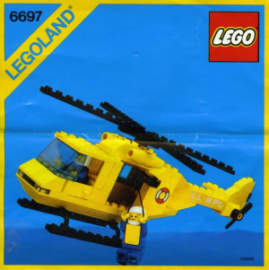 Rescue-I Helicopter