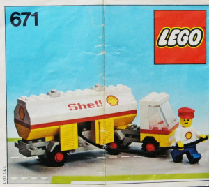 Shell Fuel Pumper