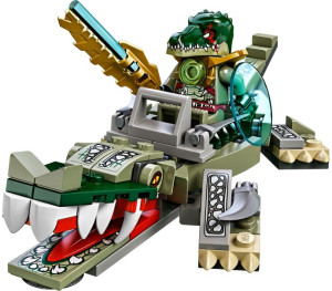 Crocodile Legend Beast
