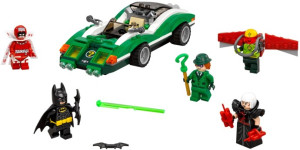 The Riddler Riddle Racer