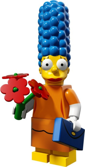 Minifigure The Simpsons Series 2 Complete Random Set of 1 Minifigure