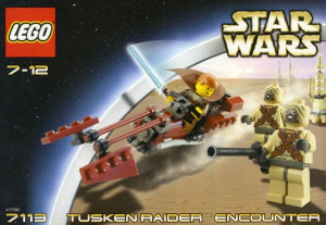 Tusken Raider Encounter
