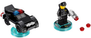 Fun Pack - The LEGO Movie Bad Cop and Police Car