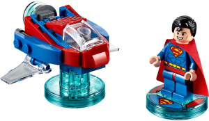 Fun Pack - DC Comics Superman and Hover Pod