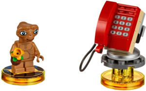Fun Pack - E.T. the Extra-Terrestrial E.T. and Phone Home