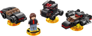 Fun Pack - Knight Rider Michael Knight and K.I.T.T.