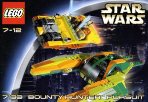 Bounty Hunter Pursuit