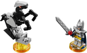 Fun Pack - The LEGO Batman Movie Excalibur Batman and Bionic Steed