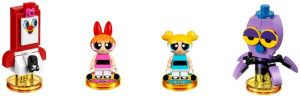 Team Pack - The Powerpuff Girls