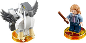 Fun Pack - Harry Potter Hermione Granger and Buckbeak