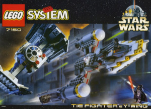 TIE Fighter & Y-wing