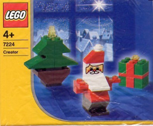 2003 Christmas Promotional Set polybag