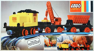 12V Diesel Locomotive with Crane and Tipper Wagon