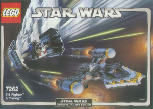 TIE Fighter and Y-wing (TRU exclusive re-release)