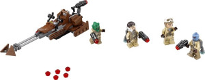 Rebel Alliance Battle Pack