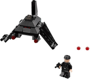Krennic's Imperial Shuttle Microfighter